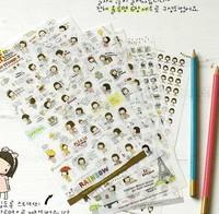 Hot-selling k4 sticker set 6