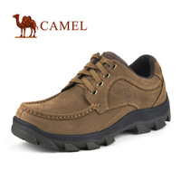 Camel Spring New Arrival Outdoor Shoes Male Cowhide Men's Casual Fashion Leather Shoes Male