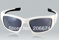 NEW OREKA WG004 Unisex TR Frame PC Lens Cycling Sunglasses (White)+free shipping