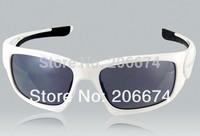 NEW OREKA WG004 Unisex TR Frame PC Lens Cycling Sunglasses (White)+free shipping