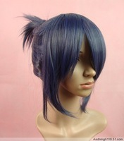Cosplay wig modern no . 6 mouse grey high temperature wire wig