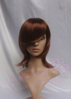 Cosplay wig sand high temperature wire wig