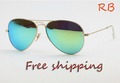 2013 Newest Fashion classics RB men sunglasses brand designer women colorful sunglass Free shipping MT432