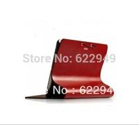 New Genuine Buttermilk/Calf Folio Stand Leather Skin Shell Case Cover for Apple iPad Mini mini2 mini3 2 3 7.9' Tablet