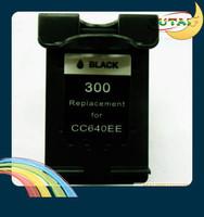 Free shipping CC640EE Compatible Printer Ink Cartridges for hp300 Deskjet D2563 Printer,HP Deskjet F4283  F2493  F4213  F4275