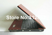 Free shipping Best-selling 14.1 inch laptop Intel Atom D2700 2.13GHz Dual-core Memory: 4G DDR3 HDD: 500GB with DVD-RW