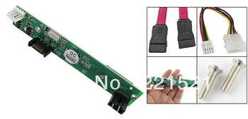 Laptop CD/DVD-RW Rom Drive 50pin to Serial ATA SATA Adapter