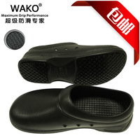 Waterproof, anti-oil, anti-skid eva chef clog shoes