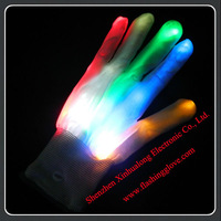Cheering LED Flashing Gloves Manufacturer