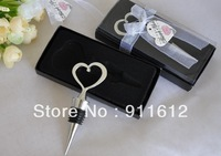 Wedding souvenirs Wholesale Wedding favors 100 pc lot  Heart Wine Stopper Wedding gifts for guest