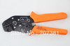 1pcs SN-02 24-14 AWG 0.25-2.5square mm Mini European Style Crimping Plier For Non-Insulated Terminals