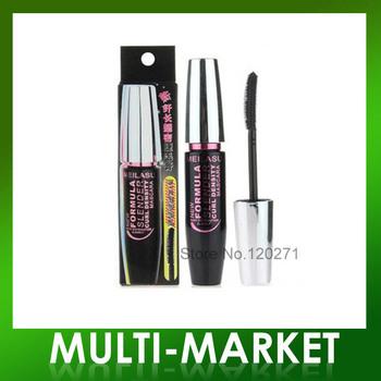 Free shipping/  Fashion Makeup Eye Black Hottest Brand Mascara Cream Beauty Eyelash