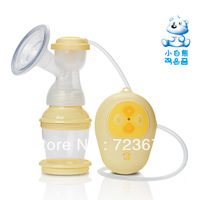 Free shipping Small snow bear electric breast pump breast pump milker hl-0683 maternity supplies