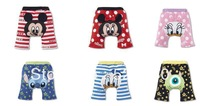 Free Shipping 18Pcs/Lot Wholesale price ,busha 2013 new model. pp shorts pants ,pp pants,pp trousers baby legging Micky pp pants