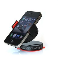 1pc Car Universal WINDSHIELD Holder Mount Stand for iphone /GPS/PDA/MP4/3 Rotating 360 Degree 80252 HOT SALE