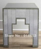 Hot sale small flower corner mirror table mirror furniture
