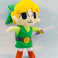 "Global Holdings Zelda Plush - 7"" Link"