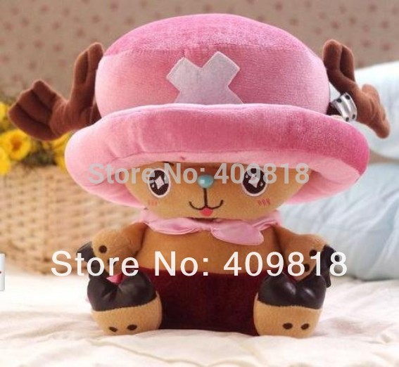 "One Piece Chopper Plush doll Anime Stuffed Toy Kids Toy 11.8"" plush toys children's gift"