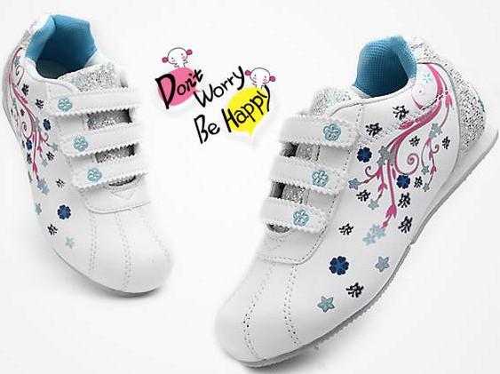 Fashion classical chinese style butterfly female child casual shoes Y1(China (Mainland))