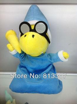"New Super Mario Bros. World Plush Magikoopa Kamek Soft Toy Stuffed Animal 11"" inch  Retail"