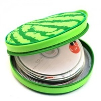 Free Shipping watermelon cd bag cd box cd bag 24