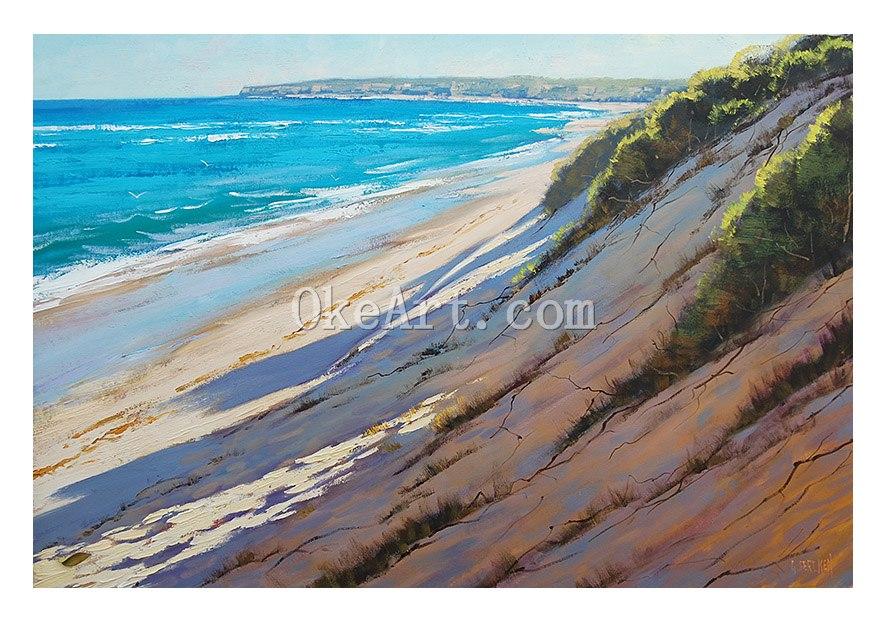 Schilderen duinen promotie winkel voor promoties schilderen duinen op - Kleur schilderij ingang ...