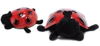 Promotion +free shipping Sky projection sleep ladybug all over the sky star light