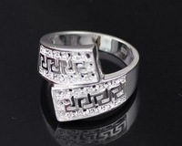 R203 Wholesale 925 silver ring, 925 silver fashion jewelry ring fashion ring