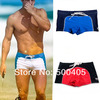Mens Swimming Swim Trunks Brief Shorts Slim Swimwear Sexy Swimwear M L XL Free shipping(China (Mainland))