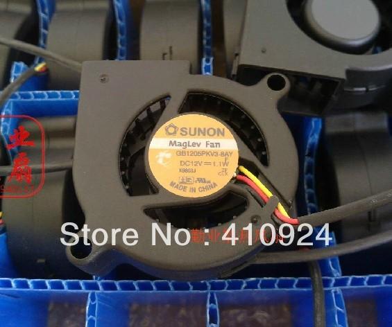 Охлаждение для компьютера DC12V 1.0W SUNON gb1205pkv3/8ay F 50x50x20mm 3 GB1205PKV3-8AY каркам dc 1205