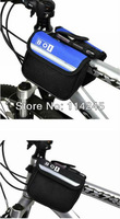 NEW Outdoor Cycling Frame Pannier Bicycle Front Tube bag Bike Rack Pouch New Free Shipping