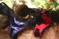 Export bpc lace women's ding pants t women's panties plus size mm-0317