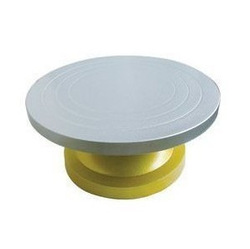Diy tool - decorating 30cm cake turntable swivel plate flower bed(China (Mainland))