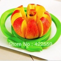 enucleated fruit slicer stainless steel apple knife fruit home large cut core the apple
