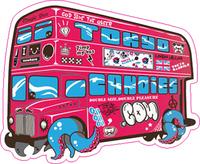 Travel Bag - - Cartoon for Octopus Car Waterproof Sunscreen