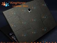 Original KH Special Laptop Crocodile grain Cover Skin Fit DELL Alienware M14x