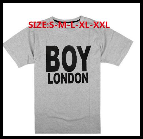 new arrival 2015 grey boy london summer the sports cotton printed rubik's cube active t shirt boy london Discount T Shirt-012(China (Mainland))