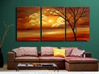 100% Handmade Modern Abstract Oil Painting On Canvas,Wall Art ,Top Home Decoration JYJLV262