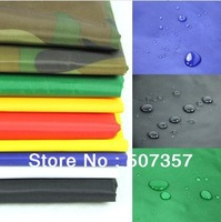 2013 Wholesale Waterproof camouflage fabric / insulation Tarps / sunscreen anti-raincoat fabric 1004