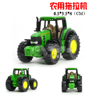 4 siku farm tractor mini exquisite alloy car model