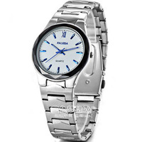 Fashion commercial men's watch classic blue needle male watch steel watch