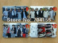 One Direction 1D hard back case cover for ipod touch 3 3G 3TH 10pcs/lot free shipping