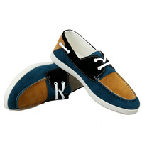 Popular male shoes male casual shoes skateboarding shoes trend fashion boat shoes male shoes