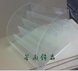 Acrylic purse frame acrylic cosmetics display rack , acrylic cosmetics holder rack display rack(China (Mainland))