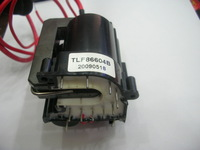 XREAL TLF86604B flyback transformer FBT line output transformer LOPT electrical
