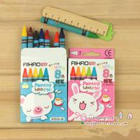 Hot-selling stationery child  prize gift   box crayon