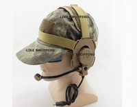 TACTICAL BOWMAN EVO III TACTICAL HEADSET (Z-029-TAN)