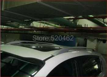 Factory Style Black Roof Racks Aluminium Alloy Silver For 2011 Mazda 5 new 2pcs