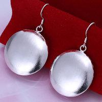 E079 Wholesale 925 silver earrings, 925 silver fashion jewelry, fashion earrings