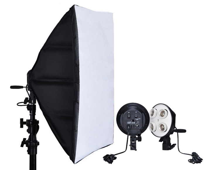 NiceFoto Photography Digital Light with 4 bulb holders G804C-1(China (Mainland))